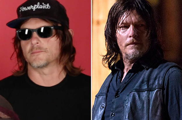 The Cast Of The Walking Dead Found Out If They Would Survive On The Show And Now You Can Too