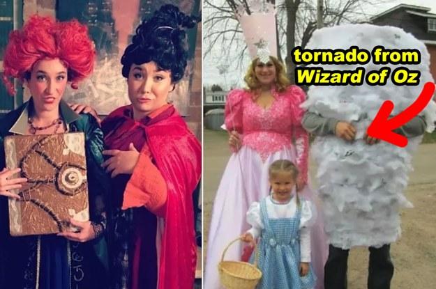 Best Group Halloween Costume Ideas 2019