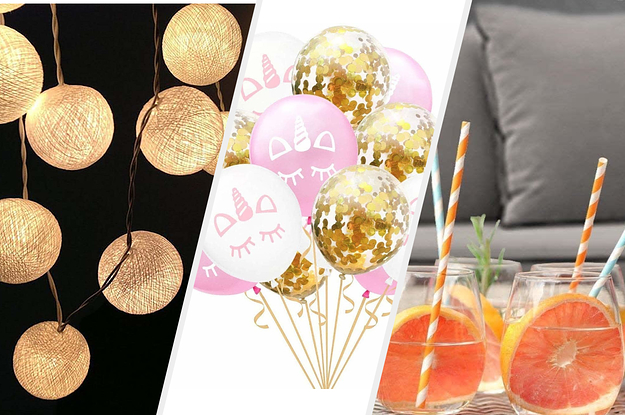 19 Essentials To Plan The Perfect Party