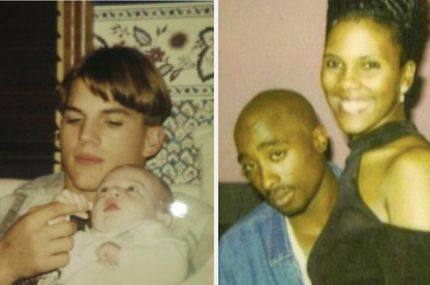 21 Regular People Who Knew And Dated Celebs Before They Got Famous