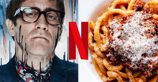 Eat A Bunch Of Pasta And We'll Give You A Netflix Horror Movie To Watch This Weekend