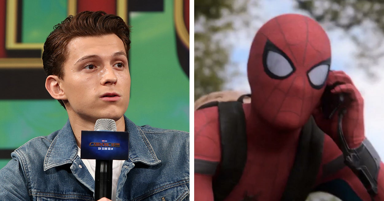 Tom Holland Straight-Up Called The Disney CEO To Save Spider-Man Himself And It Actually Worked