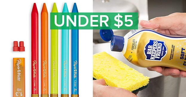 23 Of The Best Things You Can Get On Amazon Canada For Under $5