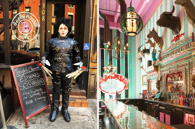 13 Spooky-Themed Food And Drink Spots In The US