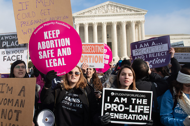 The Supreme Court Will Take Up A Major Abortion Rights Case