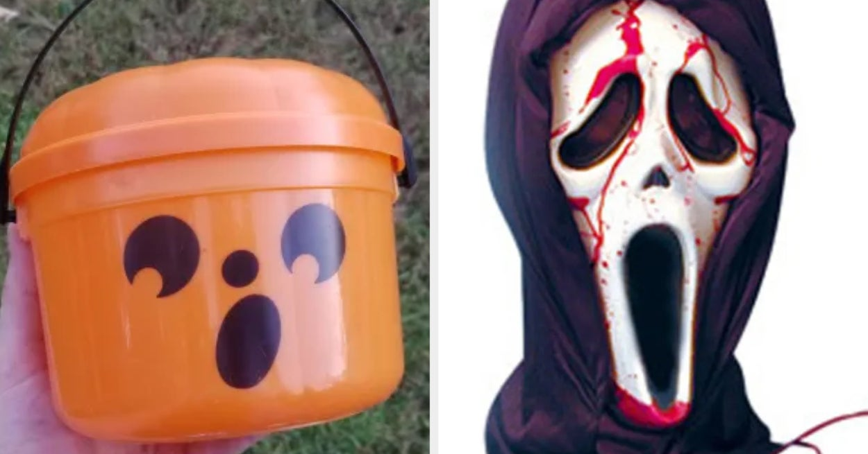 21 Pictures Anyone Who Went Trick-Or-Treating In The '90s Will Immediately Recognize