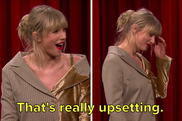 Taylor Swift Didn't Recognize Her Own Song On