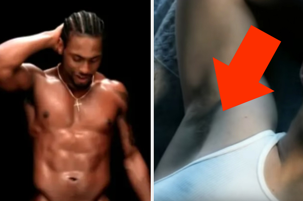 29 Music Video Moments That Were Basically Porn To Millennials