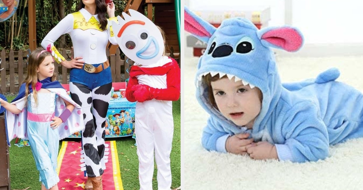 33 Disney Halloween Costumes For Both You And Your Kids