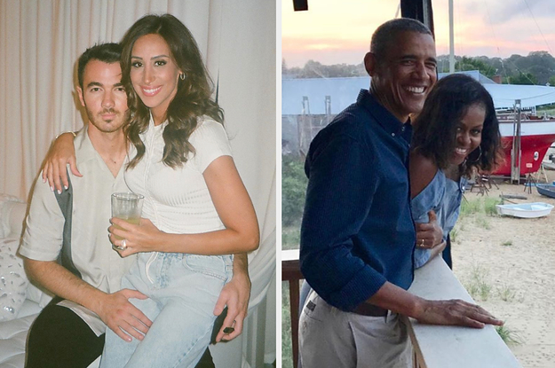 15 Celebrity Couple Instagram Pics You Might Have Missed This Week