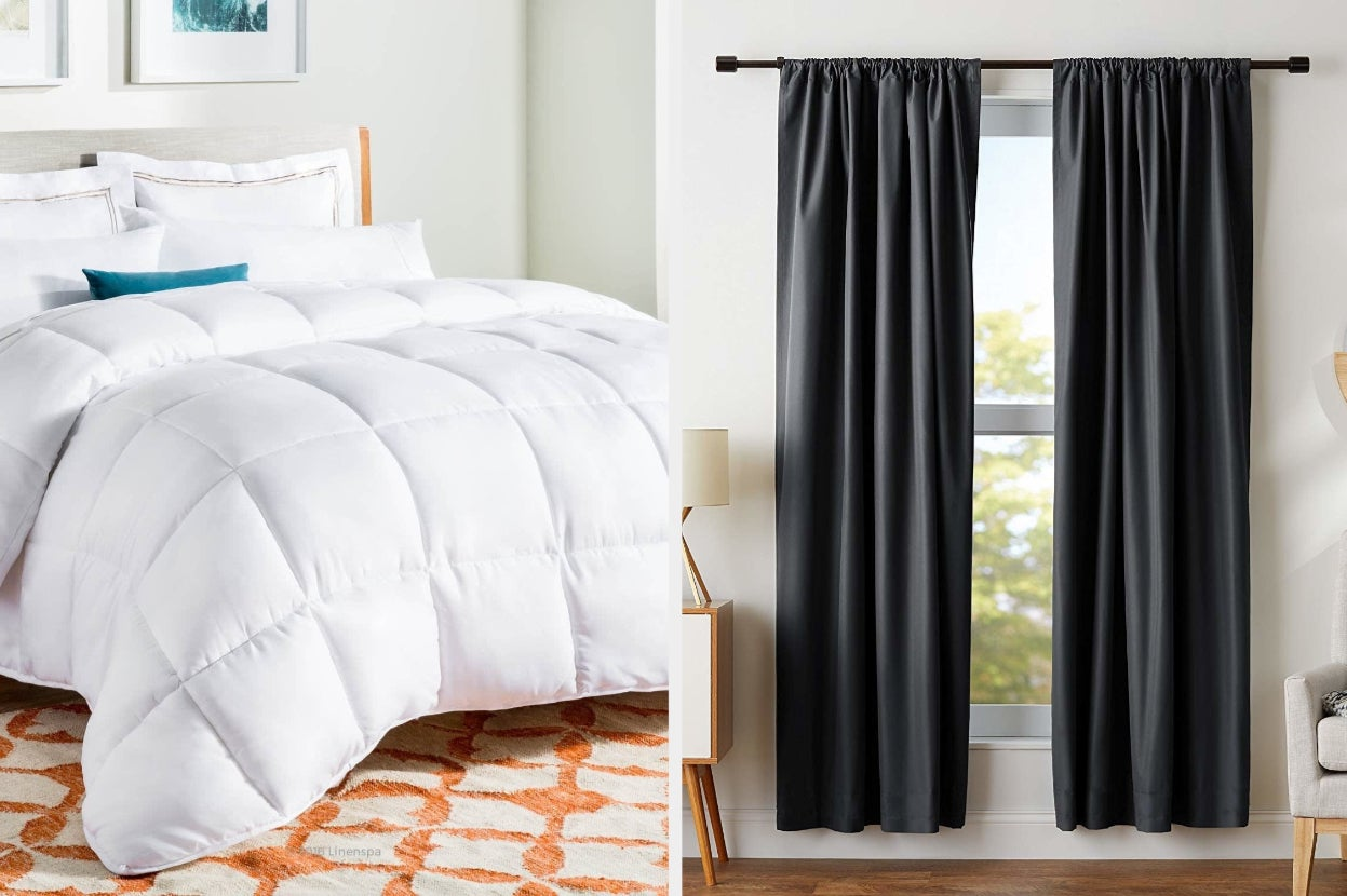 20 Products That'll Make Your Home Feel More Like A Hotel