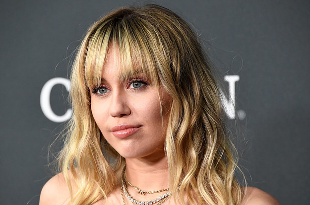 Miley Cyrus Is Fully Committed To #HotGirlFall And Wants People To Not
