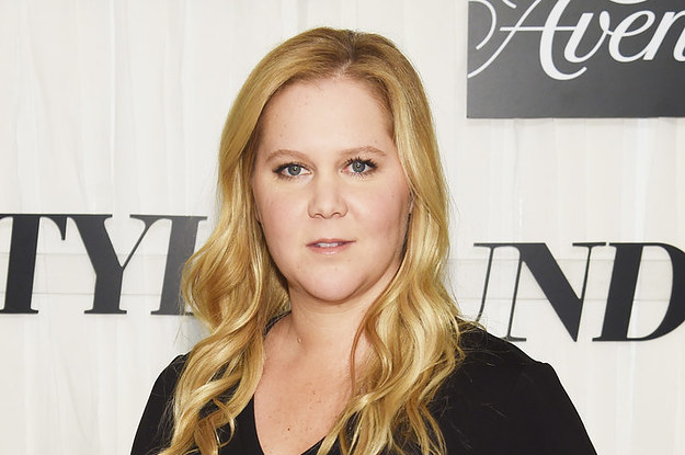 """Amy Schumer Said She Was """"Worried"""" And """"Afraid"""" To Return To Work After Her Son Was Born"""
