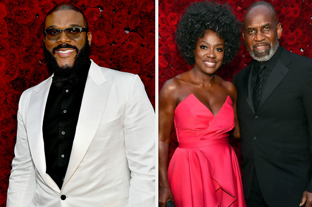 I Have FOMO Looking At These Pics Of Celebrities Who Attended Tyler Perry's Historic Gala