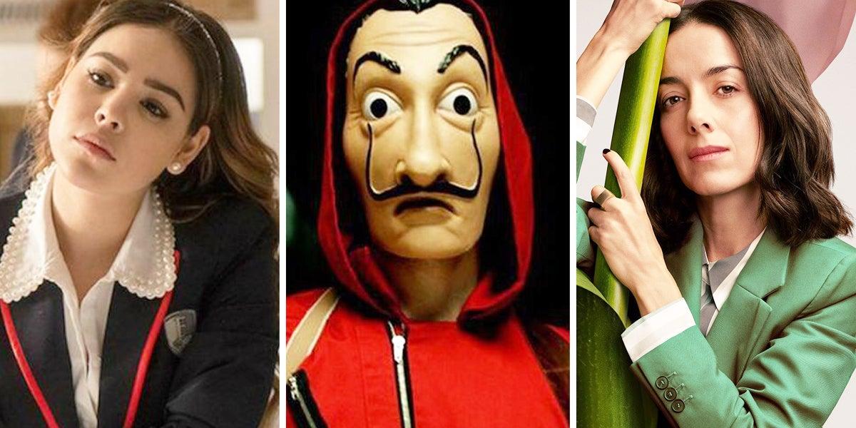 Este quiz te dirá qué serie en español de Netflix se parece a tu vida