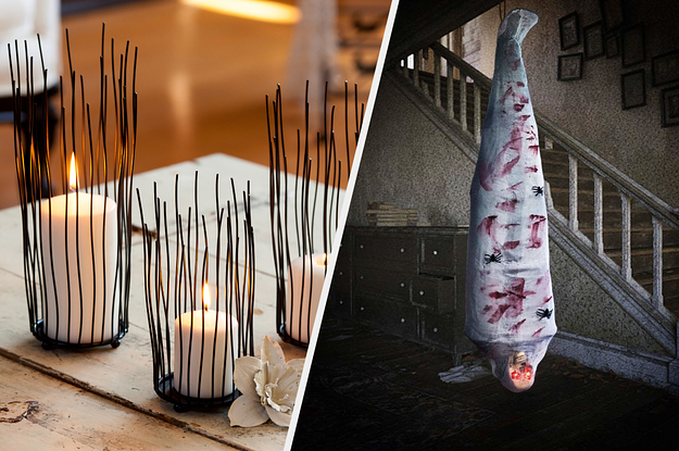 30 Pieces Of Decor For The Ultimate Halloween Party