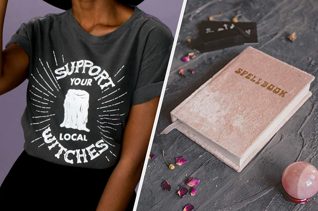 24 Witchy Things To Treat Yourself To This Halloween
