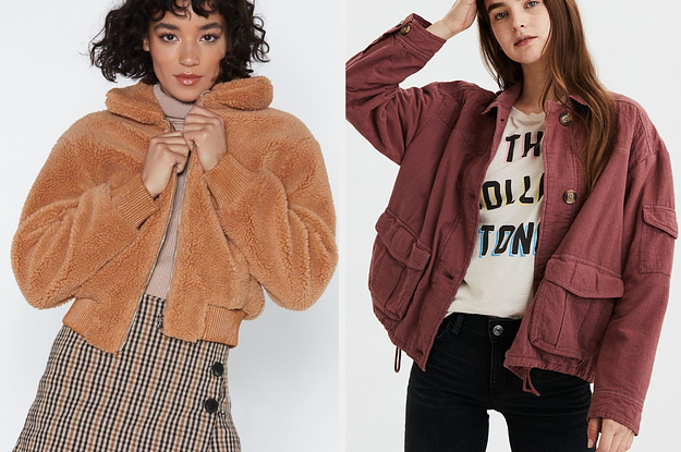 23 Pieces Of Outerwear You'll Probably Want In Your Fall Wardrobe