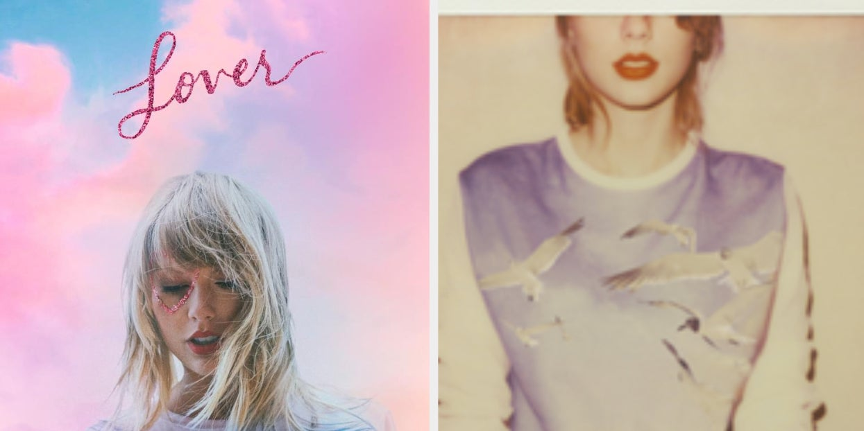 Which Taylor Swift Era Are You?