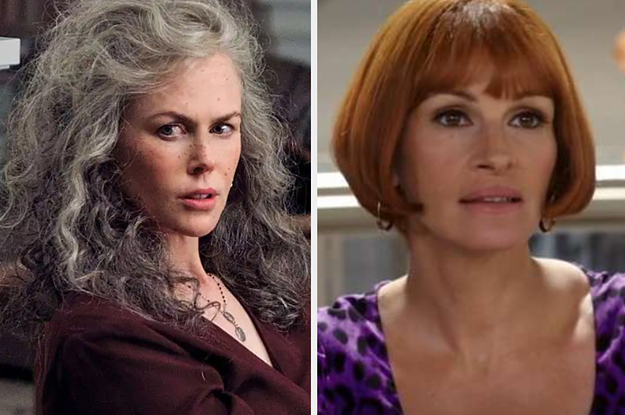20 Bad Wigs In TV And Movies That Can't Be Ignored Once You See Them
