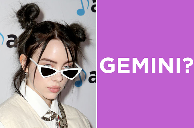 Can You Guess The Zodiac Signs Of Each Of These Celebs?