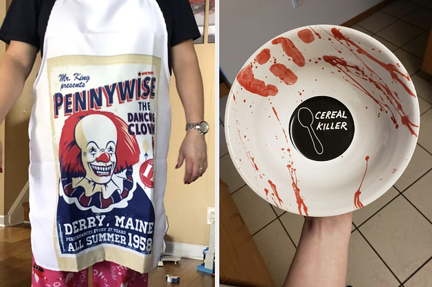 21 Spooky Gifts For Your Friend Who Loves Horror Movies