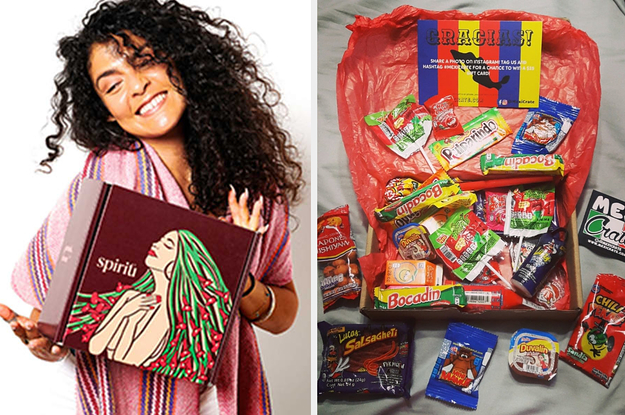 10 Latinx Subscription Boxes To Try Right Now
