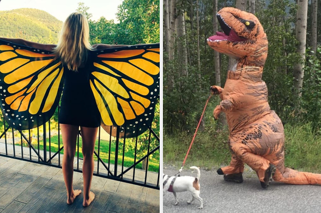29 Halloween Costumes From Amazon You'll Actually Want To Wear
