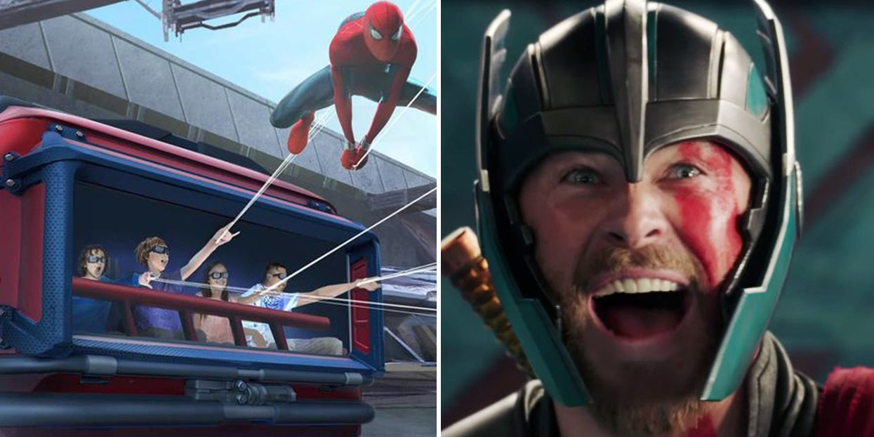 Here's Everything You Need To Know About The New Marvel Attractions At Disney Parks