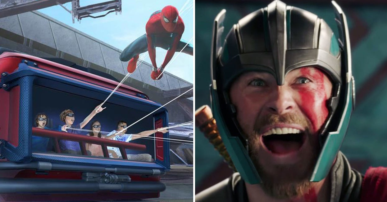 21 Details About The Marvel Attractions Coming To Disney Parks That Are Pretty Amazing