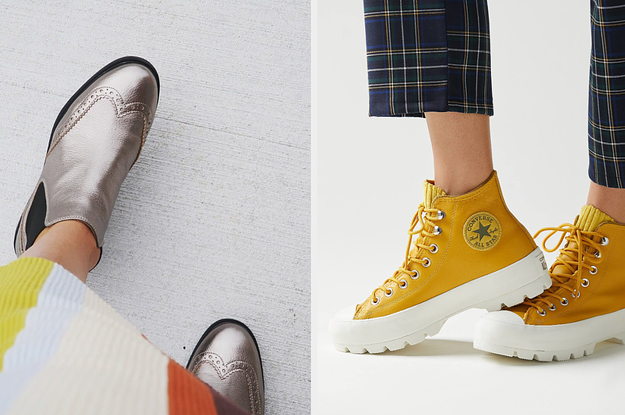 30 Cute And Casual Shoes To Jumpstart Your Fall Wardrobe