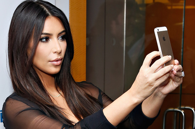 Kim Kardashian Used To