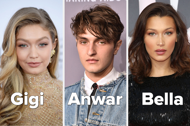 Who Do You Immediately Think Of When You Hear These Famous Last Names?