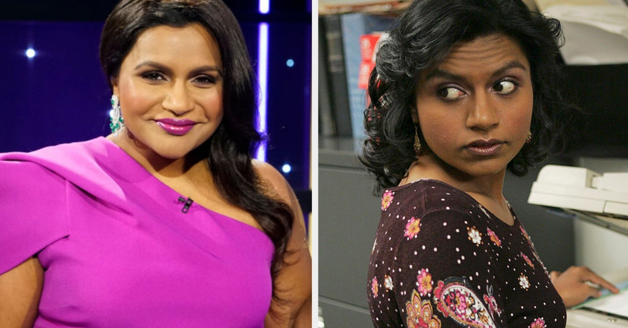 """Mindy Kaling Got Real About The Sexism She Faced During Her Early Years On """"The Office"""""""