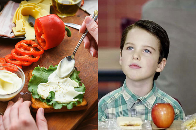 We Know How Old You Act Based On What You'd Put In Your School Lunchbox