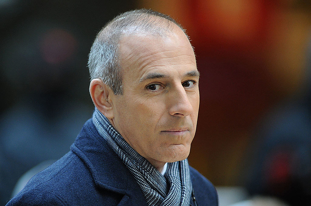 Matt Lauer Has Denied An Allegation That He Raped A Colleague While Covering The 2014 Winter Olympics
