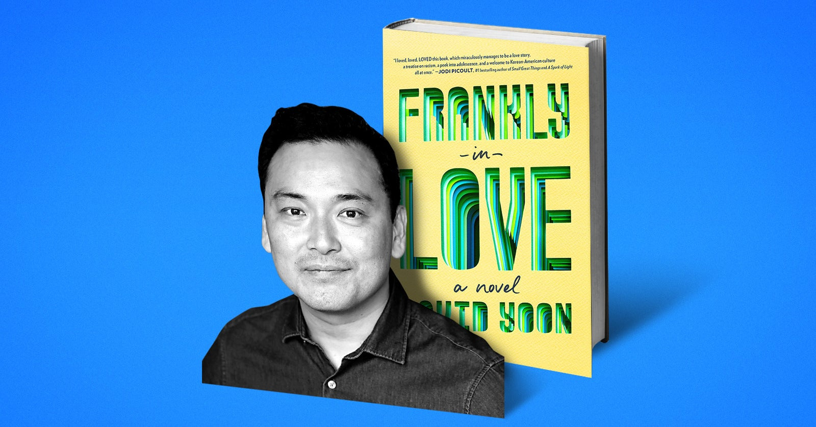 """Read An Excerpt From David Yoon's """"Frankly In Love"""""""