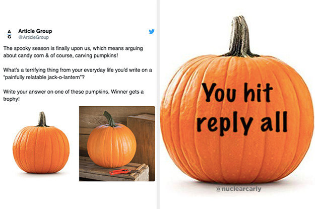 "23 ""Painfully Relatable Jack-O-Lantern"" Memes That Are Too Accurate"