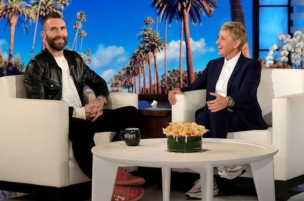 """Adam Levine Left """"The Voice"""" To Become A Stay-At-Home Dad"""