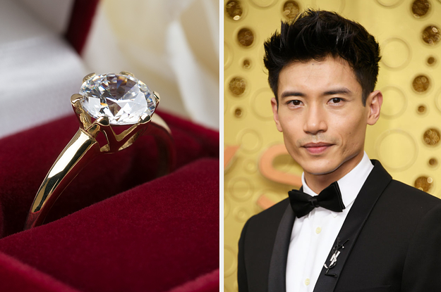 Which Male Celeb Should You Marry Based On This Wedding Simulation?