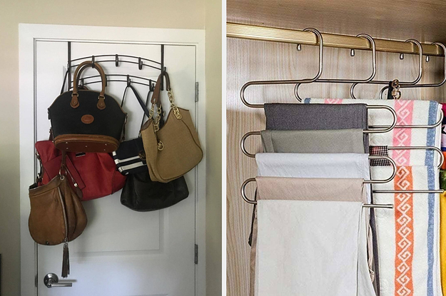 24 Organization Products You'll Likely Appreciate If Your Room Is Always A Disaster
