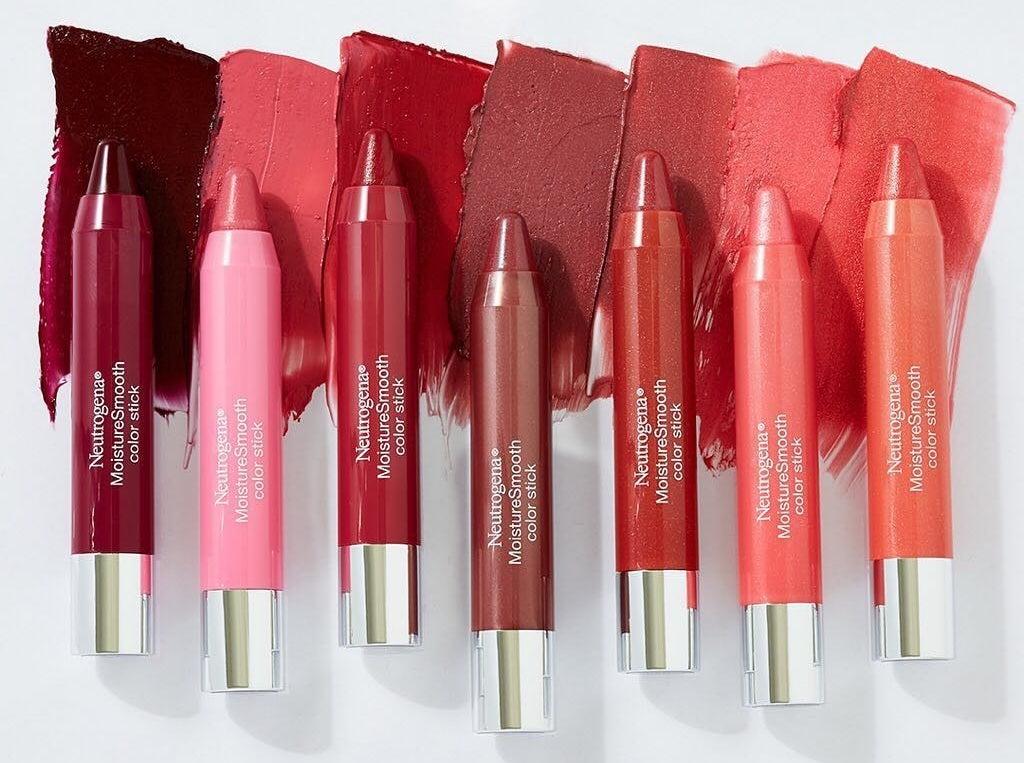 the moisture lipsticks