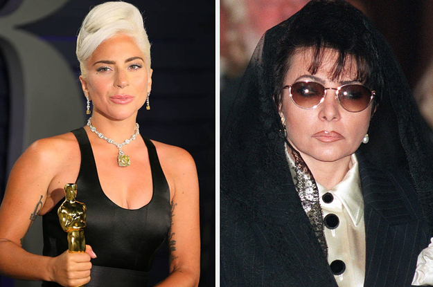 Lady Gaga's Next Acting Role Will Be As A Socialite Who Was Convicted Of Orchestrating Her Husband's Murder