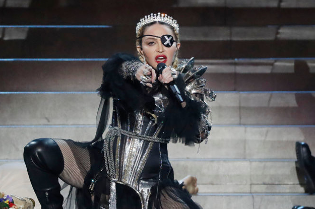 A Fan Is Suing Madonna For Starting Her Concerts Late
