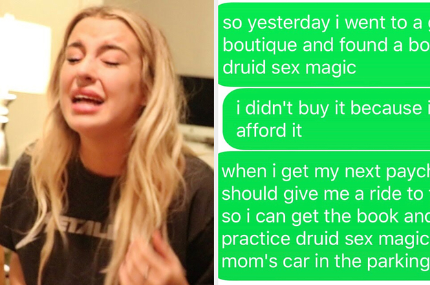 People Are Sharing Unusual Sexts They've Sent/Received And I'm Dead