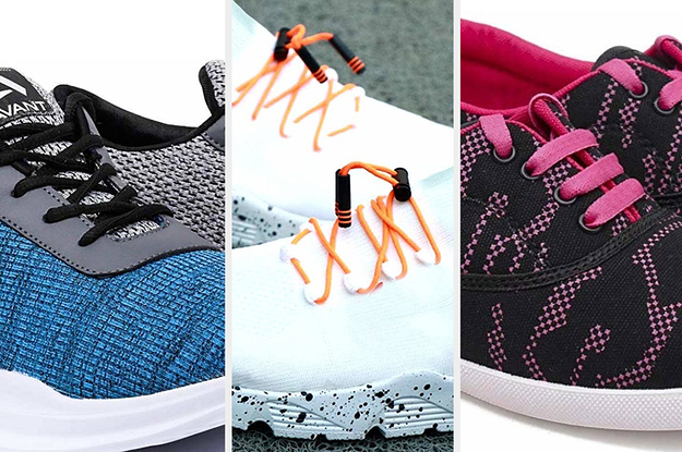 16 Must-Haves Under ₹1000 To Get On The Sneaker Trend