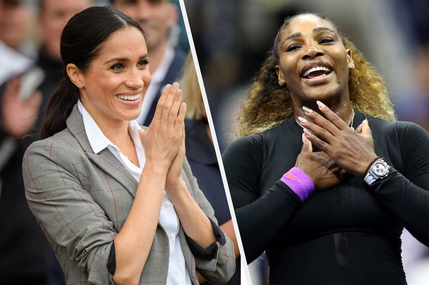Meghan Markle Is The Exact Kind Of Friend You Want In A Crisis, As Serena Williams Confirms