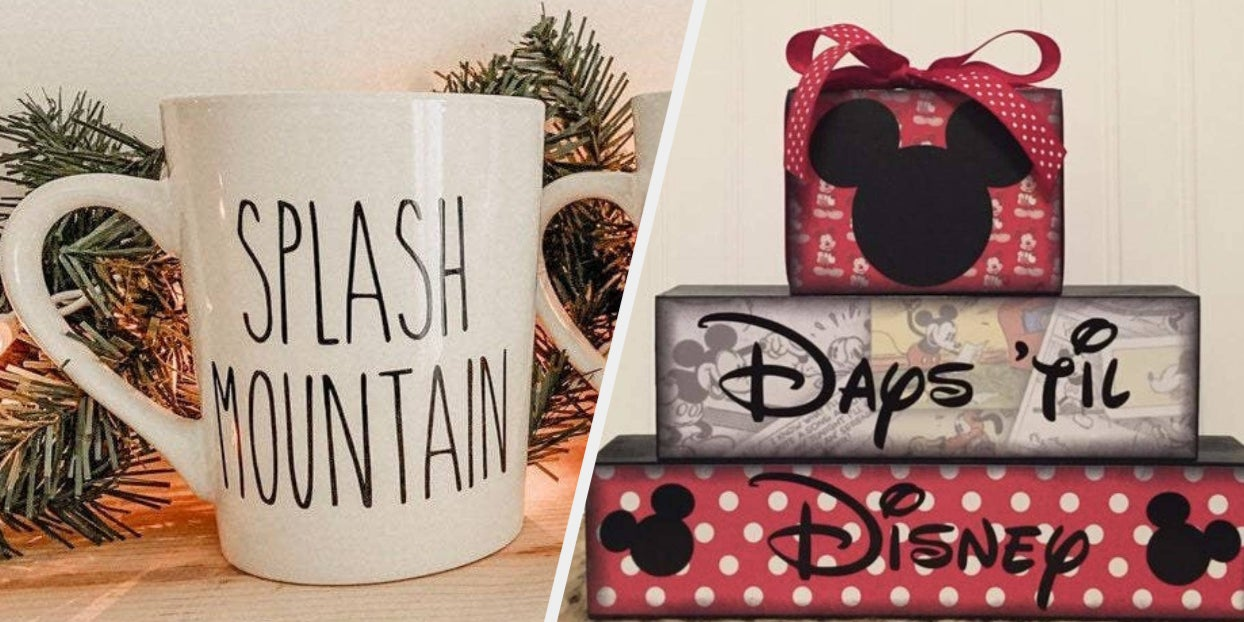 35 Things To Help Bring The Magic Of Disney Onto Your Desk
