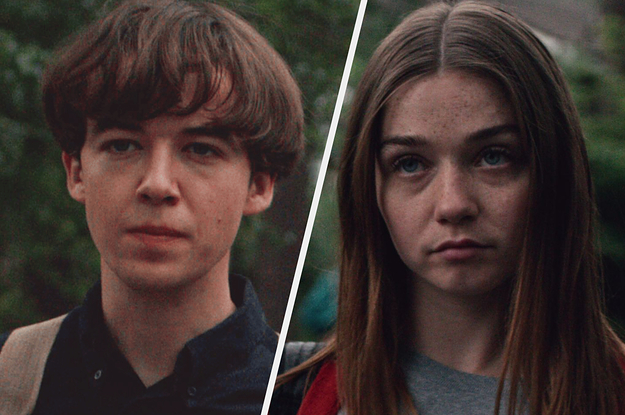 """Are You Actually James Or Alyssa From """"The End Of The F***ing World""""?"""