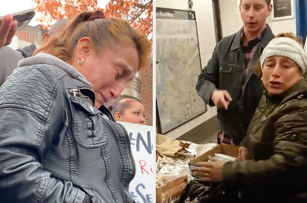 "The Subway Churro Vendor Handcuffed In A Viral Video Said Cops ""Took Everything"" From Her"